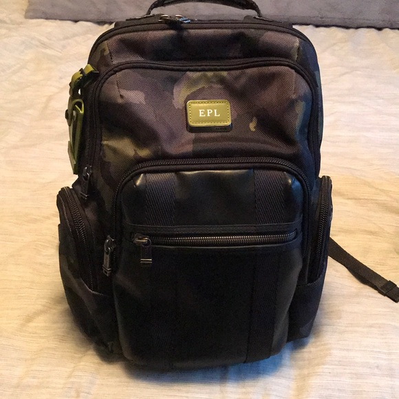 8002ac947 Tumi Bags | Like New Nellis Backpack | Poshmark